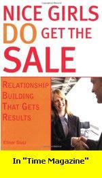 Nice Girls DO Get The Sale
